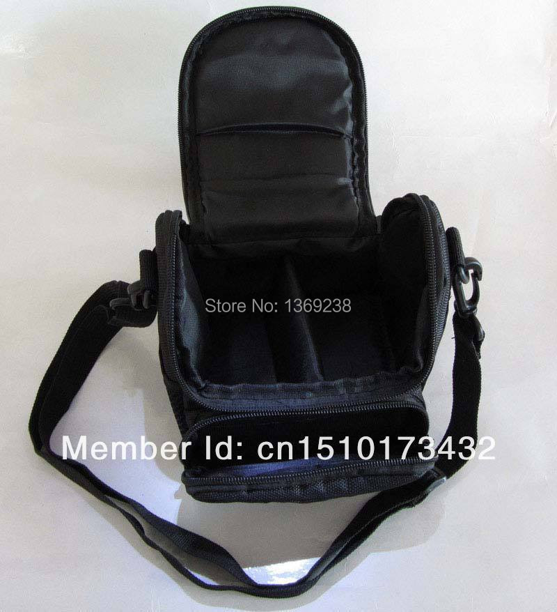 New Leather Camera Bag For Fujifilm FinePix S4050 HS22EXR S4530 HS33EXR S2900HD T305 HS20EXR HS10 HS11 S4000 Camera/Video Bags(China (Mainland))