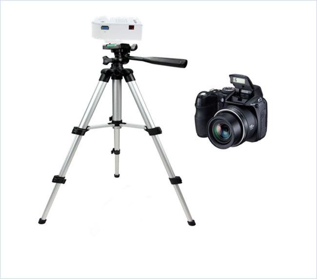 Factory price!! mini Tripod lightweight Universal Flexible Portable Camera Tripod(China (Mainland))
