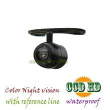 auto ccd car camera Universal/front /Rear/Forward-looking 170 wide angle waterproof external hanging night vision PAL/NTSC(China (Mainland))