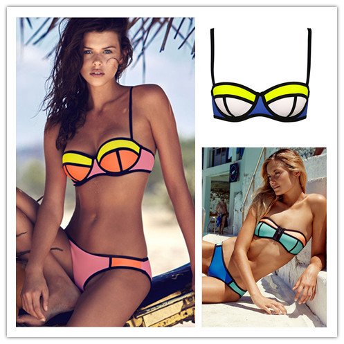 New-2D-Comic-Three-Dimensional-Hot-Sale-Triangl-Swimwear-Bikini-Swimsuit-Sexy-Swimmer-Summer-Neon-Rosy.jpg