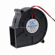 1 Piece 12V 7530s 75*30mm 75mm x 30mm DC Blower Cooling Cooler Fan