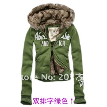 2013 Free Shipping women fur sweater hoodies sweatshirts Womens Winter thickening outwear