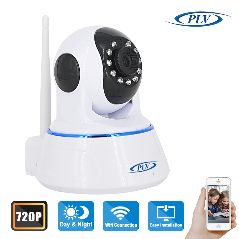 Best Pirce IP Camera WiFi Wireless Home Security Camera Surveillance Camera Wi fi 720P Baby Monitor Night Vision CCTV Camera IOS(China (Mainland))
