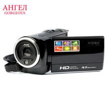 Hot Sale 16X Zoom HD Digital Camera 2.7 LCD 16Mp Digital Video Recorder Camera Single Le SLR Camera Mini Action Camera Camcorder(China (Mainland))