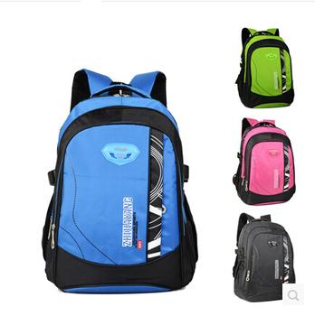 Школьный мальчики девочки сортов 1 - 3 - 6 бремя водонепроницаемый наплечная сумка ...