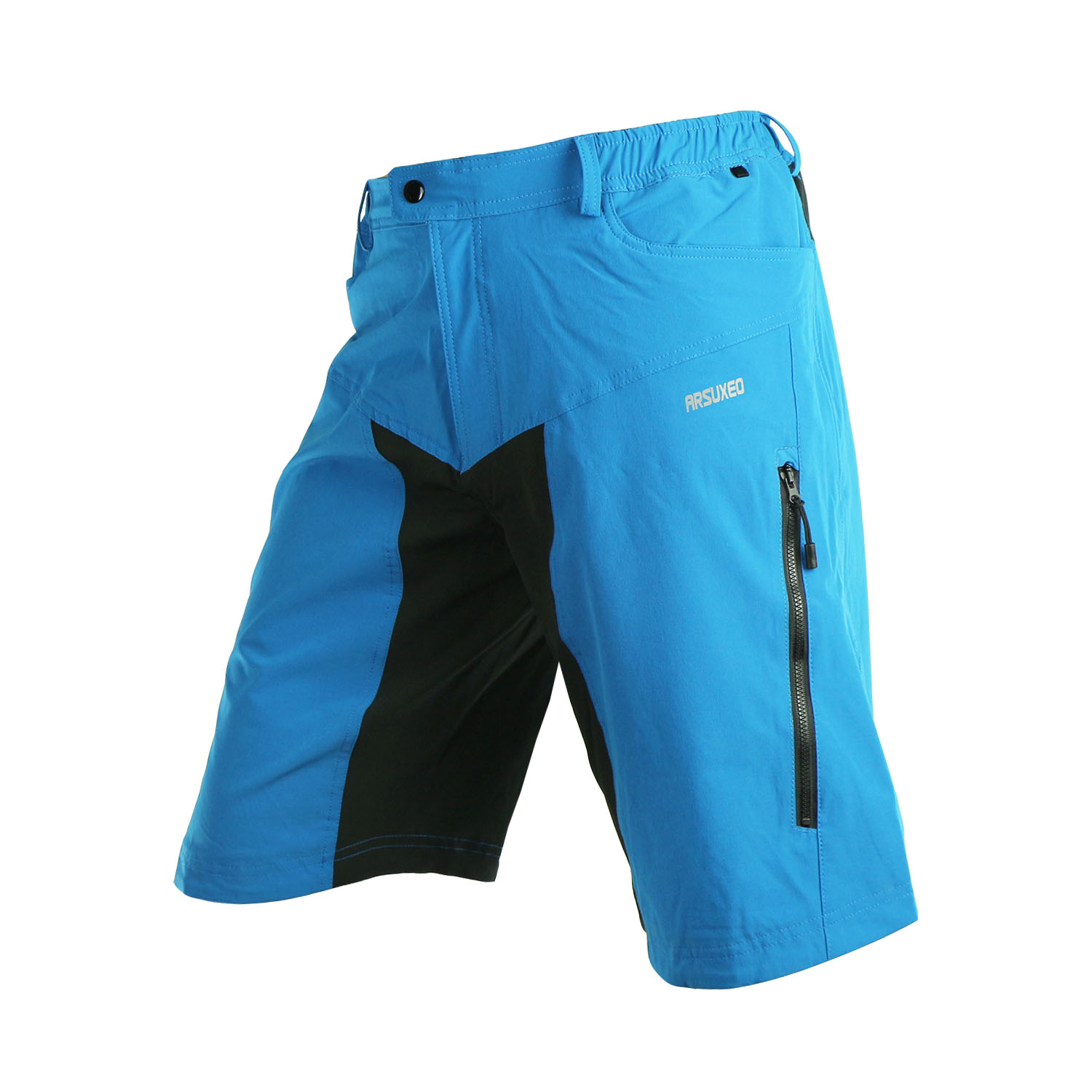 ARSUXEO Mens Sports Riding Short Pants Cycling Bike Bicycle Shorts Trousers<br><br>Aliexpress