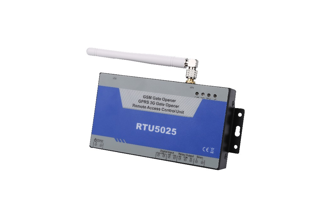 Здесь можно купить  3G version RTU5025 GSM Gate Opener free shipping for swing sliding door garage open remote,door opener new version factory sell  Безопасность и защита