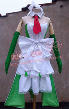 Pocket Monster Pokemon Gardevoir Cosplay costume Anime custom any size