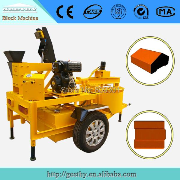 FOB Qingdao Price - M7MI Super cement brick block making machine price(China (Mainland))