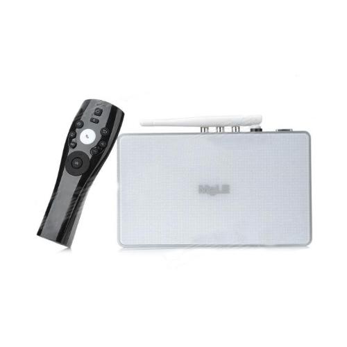 Android 4.0 Google TV Player Wi-Fi 1GB RAM 8GB ROM White(China (Mainland))