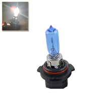 Buy Brand New 9012 HIR2 9012LL PX22d Blue Glass Globe Halogen Light Lamps Plug&Play 12V 55W 6500K Xenon White Driving Replace Bulbs for $4.09 in AliExpress store