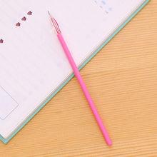 Заправка для канцелярских принадлежностей JONVON SATONE, цветная ручка для Core, буровой камень, 0,38 мм, 12 ручек, новая, нейтральная, оптовая продажа(China)