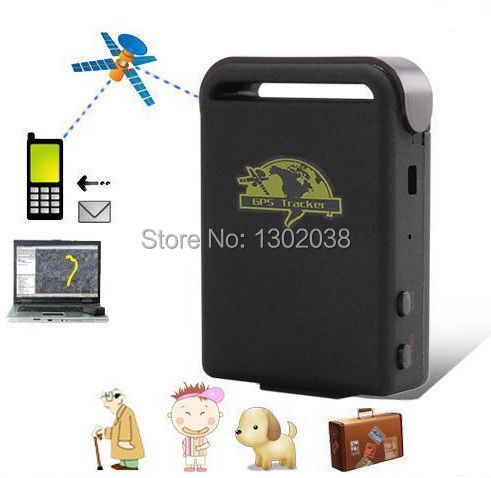 Hot Sale! TK102 4 Band Mini Auto Car GPS Tracker GSM GPRS Tracking Device For Vehicle Person Kids Pet Elderly Security(China (Mainland))
