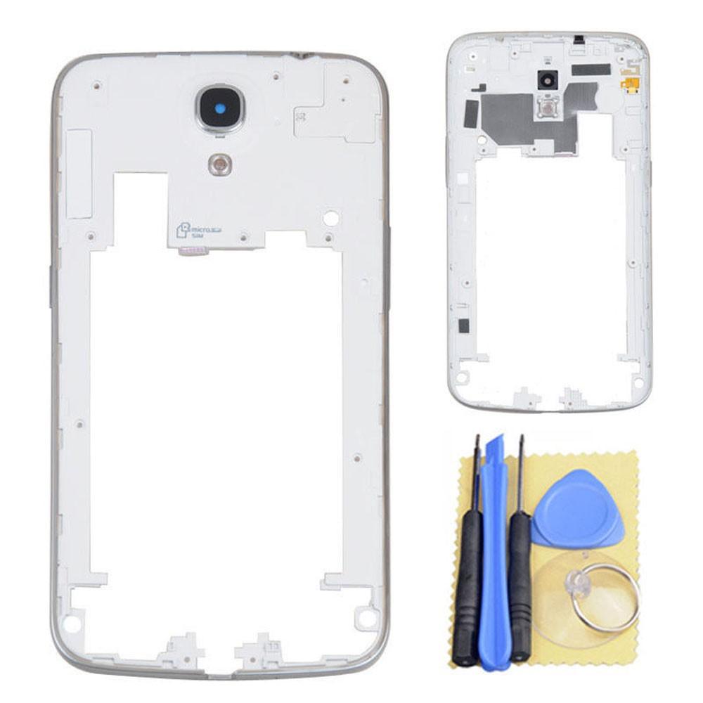 Middle Frame Bezel Backplate Parts For Samsung Galaxy Mega 6.3 i9200 i527 i9205 High Quality