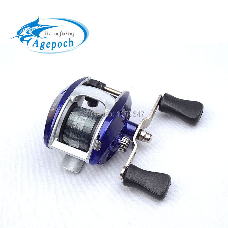 No.1 Quality&amp;service New Arrival Right Hand BaitCasting Fishing Lure Reel Gear Ratio 3.5:1 TD30<br><br>Aliexpress