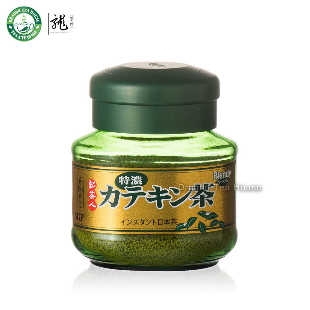 AGF Blendy Concentrated Japan Instant Green Tea Sencha Powder 48g 60 Servings(China (Mainland))