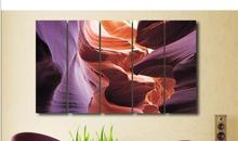 Great Canyons Modern Decor Wall Canvases Interior Oil Painting Africa Paintings Large Wall Painting Study Art Hand Painte(China (Mainland))