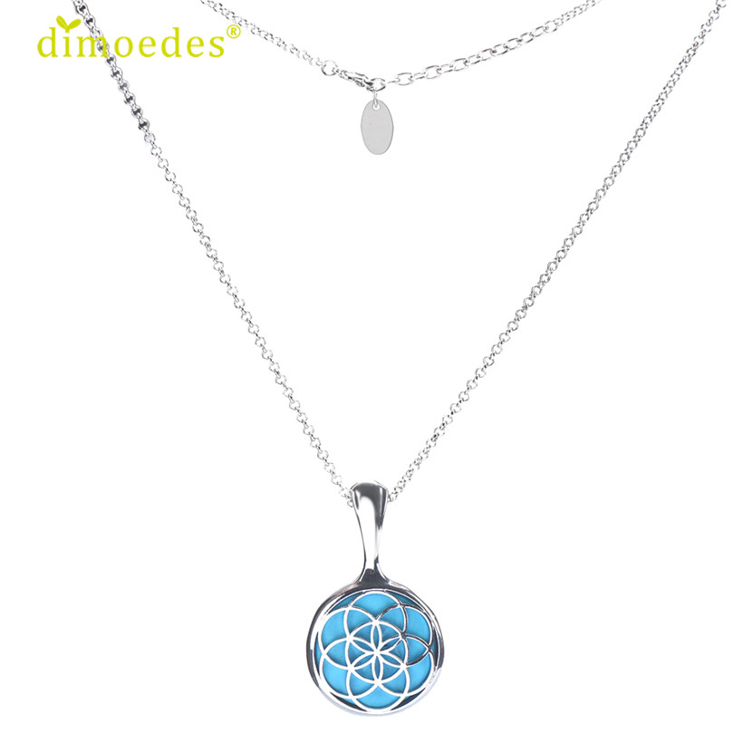 DIOMEDES Diomedes Women Necklace Stainless Steel Pendant Sleep Fitness Monitor For Misfit Shine Accessories Sexy Chain(China (Mainland))