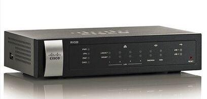 New original Cisco RV320-K9-CN Gigabit Dual WAN VPN Router Gigabit Router(China (Mainland))