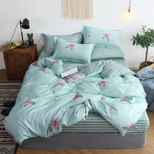 Pineapple High-quality Duvet cover Bed sheet Pillowcase Set Bedding Set Twin Full Queen King Size(China)