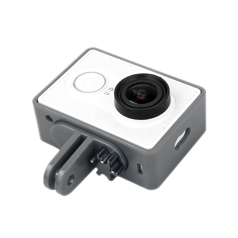 Xiaomi yi Accessories Border Frame Mount Protective Housing Case Cover For xiao yi / Xiaoyi Sport Action Camera