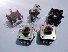 10PCS Shaft type incremental encoder coding switch EC12E1220301 Degen 1103(China (Mainland))