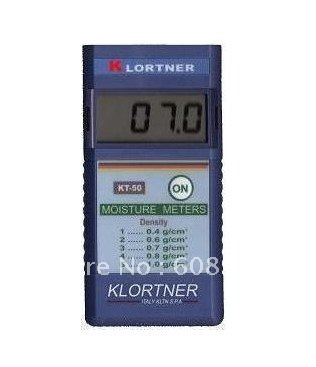 Free shipping Digital Inductive Wood Tree Timber Moisture Meter