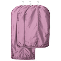High quality Garment Bag Closet Clothes Covers Dustproof Travel Clothes Storage Bag