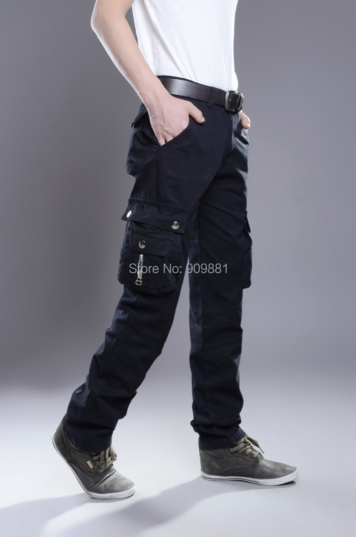 high quality cargo pants - Pi Pants