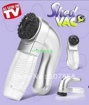SHED VAC Battery Grooming Tool Cats Dogs,pet pet a vacuum cleaner, Electric pet vacuum cleaner
