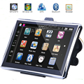 7 Inch Portable Car GPS Navigation Bluetooth AV IN 8GB 256MB FM World Map Europe USA