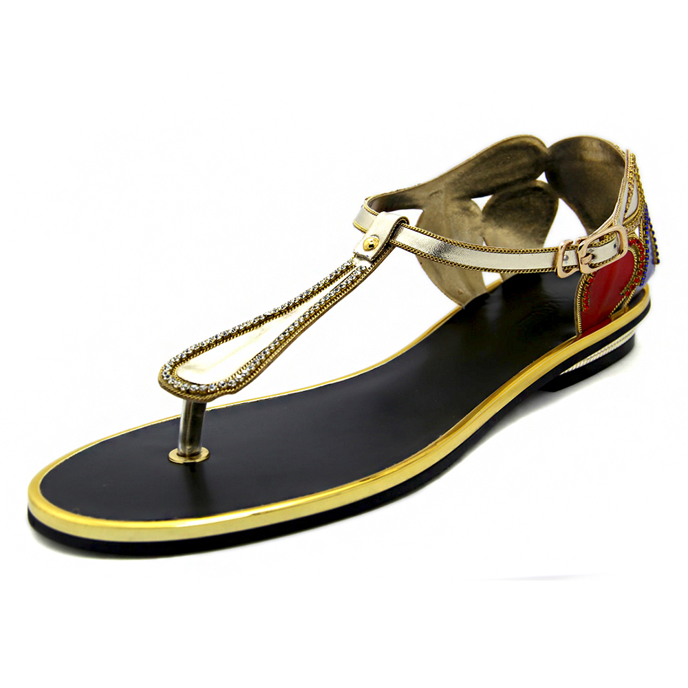 Brand Designers Flip Flops Women Casual Rhinestone Sandals 2015 Mixed colors Style Summer Shoes Woman Flat Slippers Flip Flops(China (Mainland))