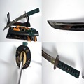 Hand Forged Quenched 9260 Spring Steel Blade Japanese Katana Tanto Sword a Sharp Sword