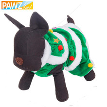 Free Shipping Dog Christmas Clothes Pet Warm Winter Clothing Puppy Apparel Christmas Wear Fashion Desigh