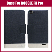 Buy Hot Sale! DOOGEE F3 Pro Case New Arrival 5 Colors Fashion Flip Ultra-thin Leather Protective Cover DOOGEE F3 Pro Case for $3.99 in AliExpress store