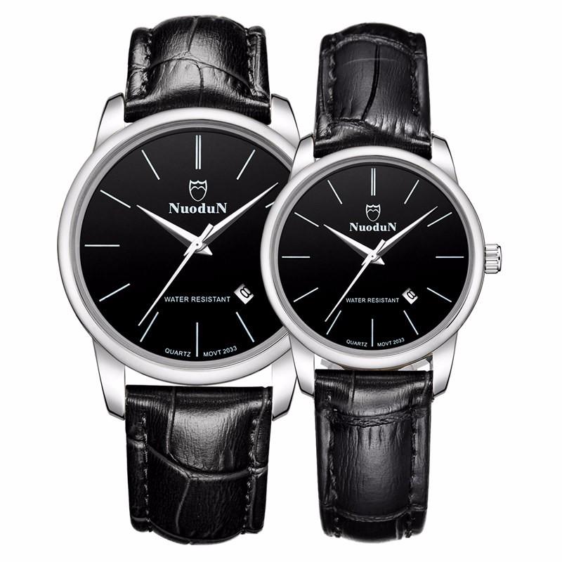 Montre Homme Марка Люкс Кварцевые Часы Серебристые Водонепроницаемый Коричневый Кожаный Часы Для Мужчин Мужские Часы Relojes Hombre