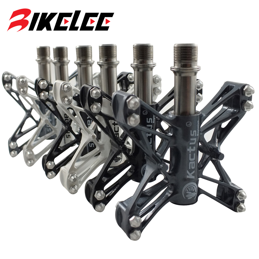 New 2015 hot mountain road bike pedals bicycle cycling titanium pedal mtb Ultralight Magnesium alloy 160g/pair spd pedals<br><br>Aliexpress