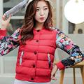 Women Ladies Winter Fashion Solid Zipper Pockets Floral Standard Full Round collar Pleated Slim Short Warm