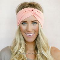 Nieuwe 19 kleuren vrouwen stretch twist tulband hoofdband sport yoga hoofd wrap bandana hoofddeksels haaraccessoires gratis verzending a0406