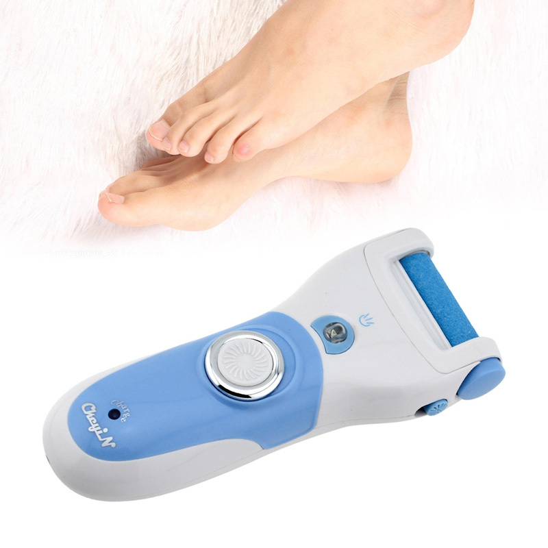 Family Use Feet Care Tool Rechargeable Electric Foot Dead Dry Skin Cuticle Callus Remover Exfoliator Peeling Foot Massager 70