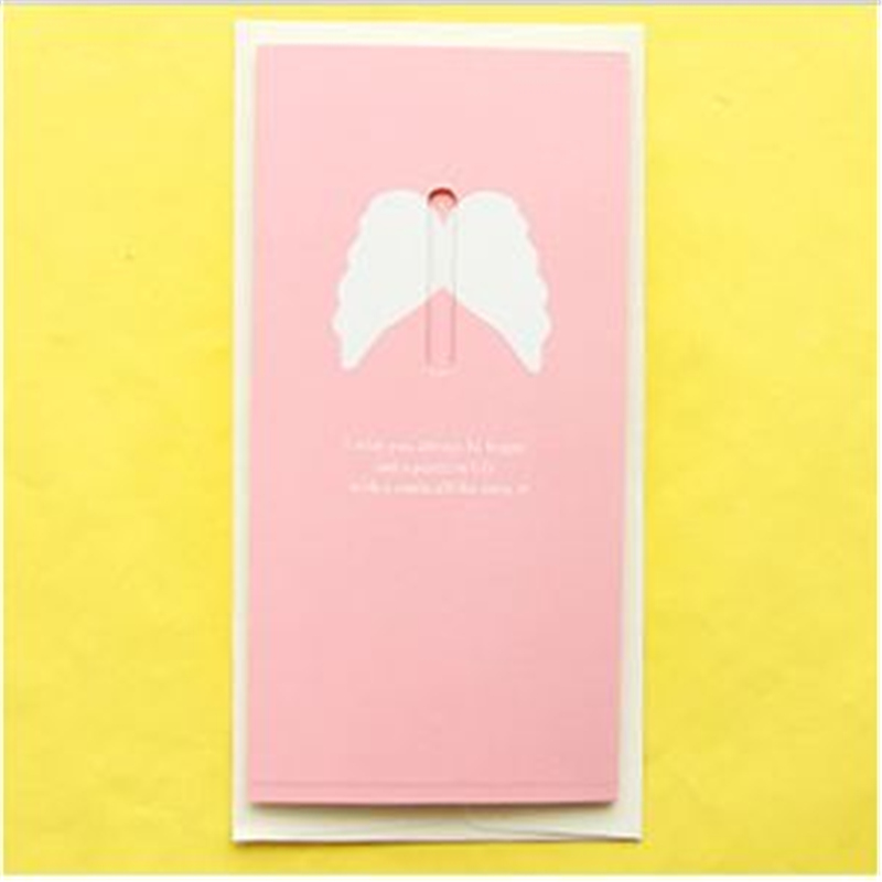 Romantic 3D Heart-shaped Greeting Card Postcard Birthday Gift Card Message Note with Envelope 6z-cx069-3(China (Mainland))