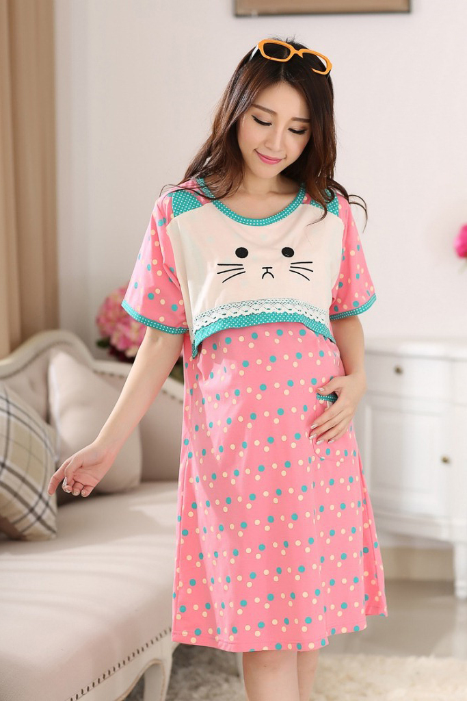 Cute Summer Clothes For Women Over 50 Cute Kitty Summer Cotton