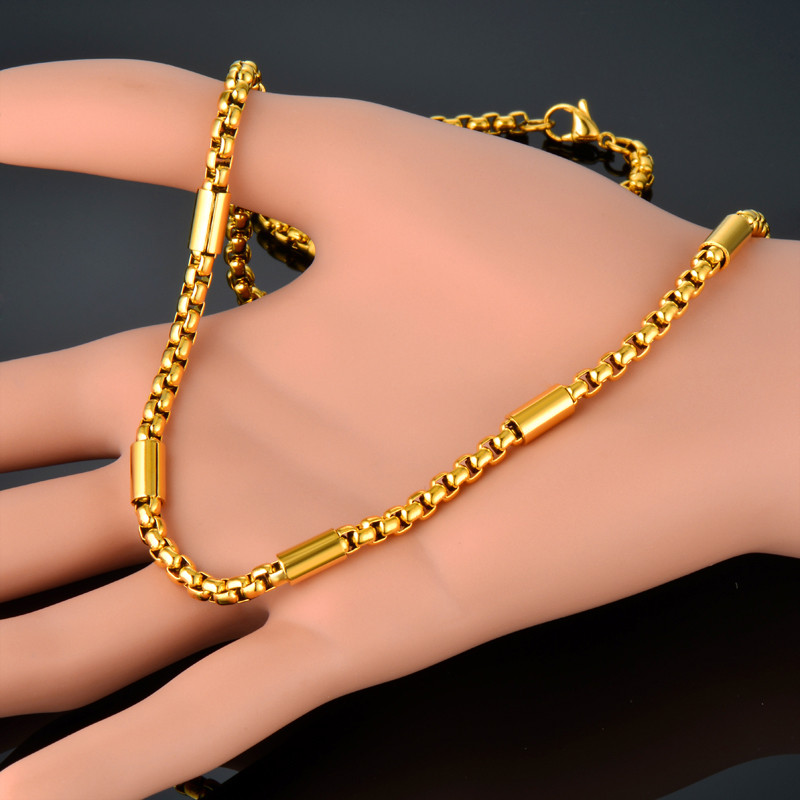 Comfortable Latest Chain Design For Men Photos - Jewelry ...