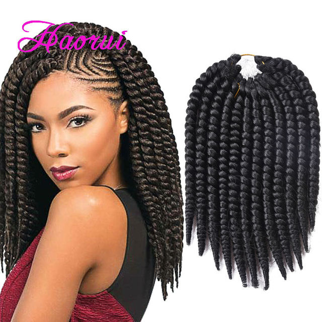 ... Crochet Braid Hair Havana Twist Crochet Hair kanekalon Twist Hair