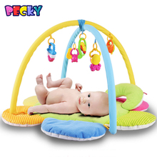 Becky 2016 New Baby Toy Baby Play Mat Game Tapete Infantil Educational Crawling Mat Play Gym Kids Blanket Carpet Toy Gigt(China (Mainland))
