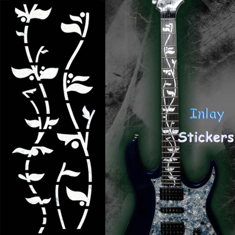 Electric Guitar Stickers Stickers Electric Guitar