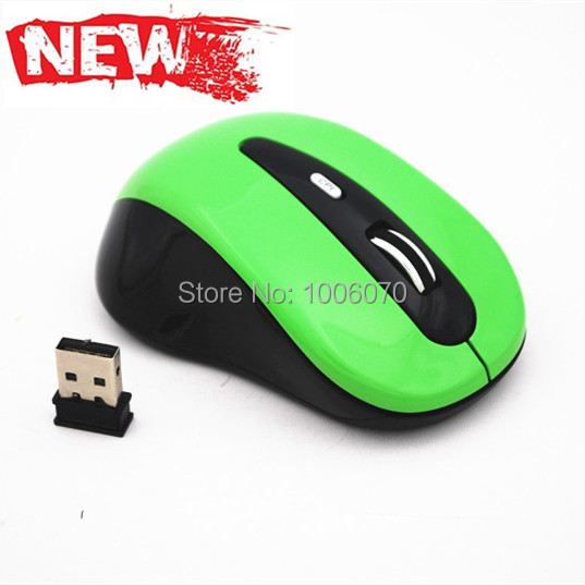 1pc Professional 2.4GHz 1600 DPI USB Wireless Gaming Mouse Mice For PC Laptop MAC Free shipping &amp; wholesale<br><br>Aliexpress