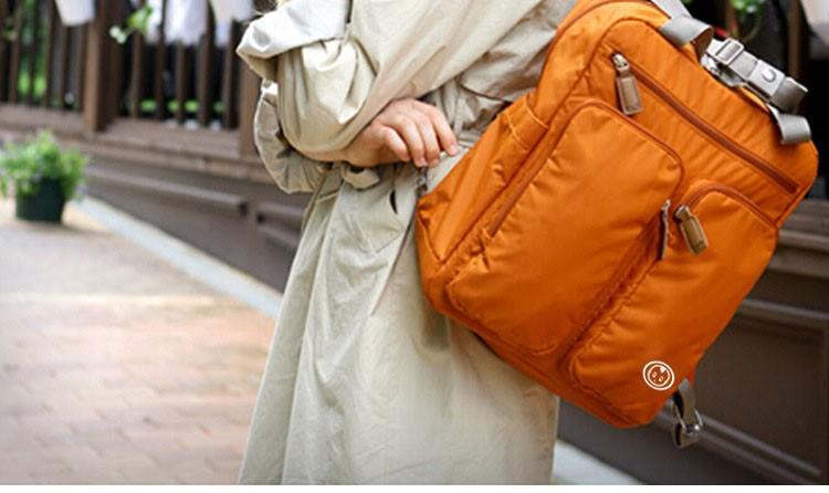 Мода многофункциональный мама рюкзак пеленки водонепроницаемый мешок большой емкости пеленальный беременным сумка