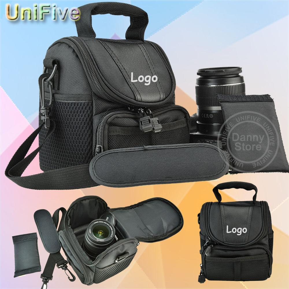 Camera Case Bag for Panasonic Lumix GF7 GF6 GF5 GF3 GF2 GX7 GX2 GX1 G6 G5 G3 LX7 LX100 LZ20 LZ35 FZ72 FZ45 FZ60 FZ70 FZ100 FZ200(China (Mainland))