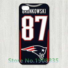rob gronkowski jersey 2 fashion cell phone case cover for iphone 4 4s 5 5s se 5c 6 6 plus 6s 6s plus 7 7 plus *vy894(China (Mainland))